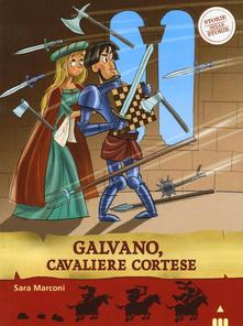 Galvano, cavaliere cortese